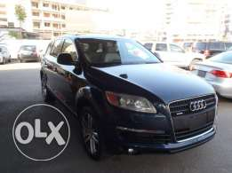 AUDI Q7 2008 premium plus exclusive, fully loaded, all audi options