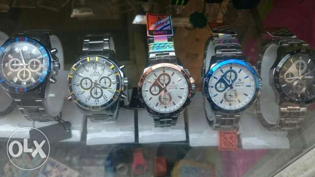 Watches ساعات