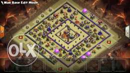 Clash of clans and clash royale