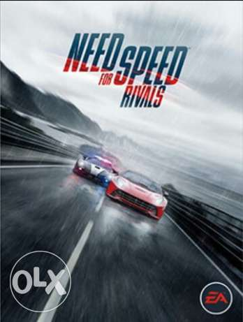 Need for speed rivals ps4 for sale or trade بصاليم -  1