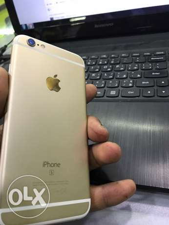 Iphone 6s Gold used clean الشياح -  1