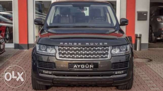 Range Rover Vogue Supercharged 2014- German origin