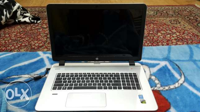 Gaming Laptop HP I7 Gtx