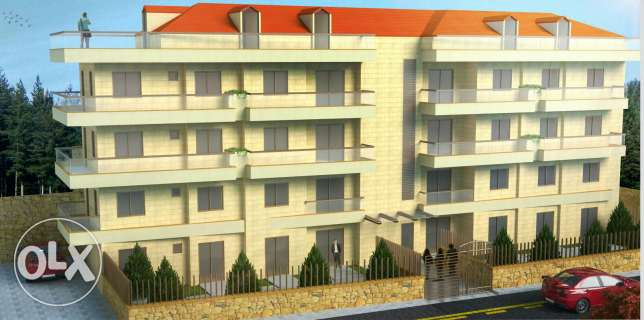 Duplex 254 sqm Mar Moussa Douwar