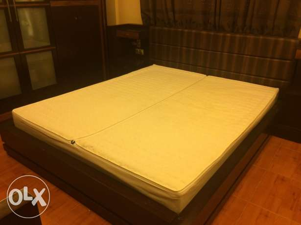 waterbed( Mattress) 180X220 with double Heater