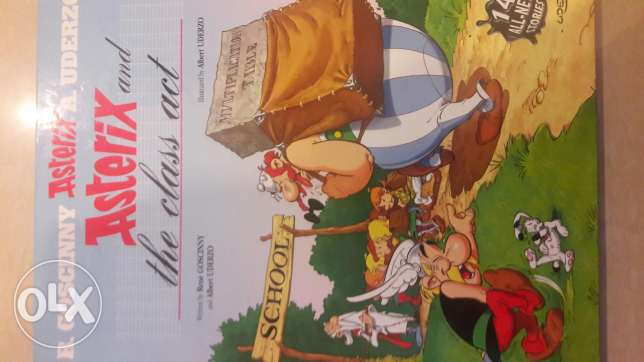 Asterix comics بعبدا -  6