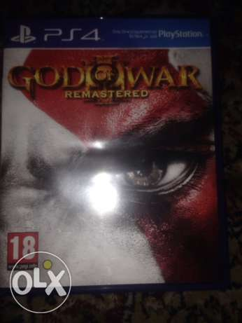 god of war remastered
