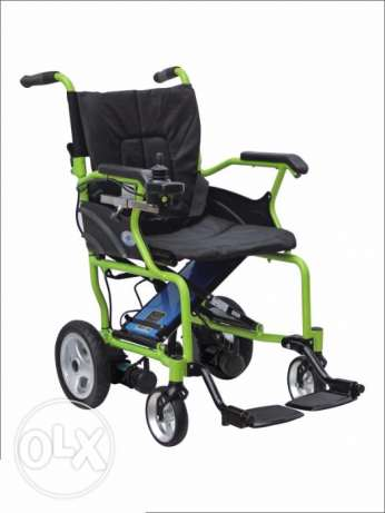 Smart Travel Electric Wheelchair For Children كرسي كهربائي متحرك