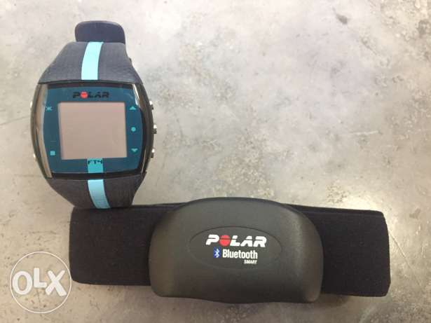 Polar FT4 + Chest Unit