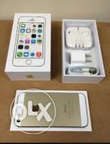 Iphone 5s gold 16 like new