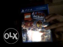 The Lego Movie game for ps4