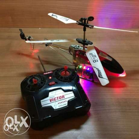Helicopter (Big size, Remote controlled) - BR6108RC