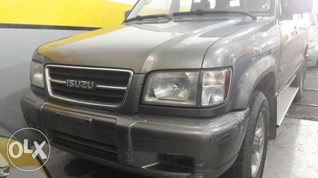Isuzu Trooper 99