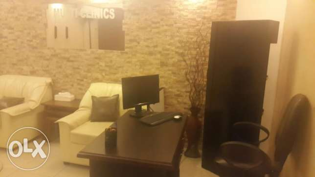 Clinic for rent الشياح -  1