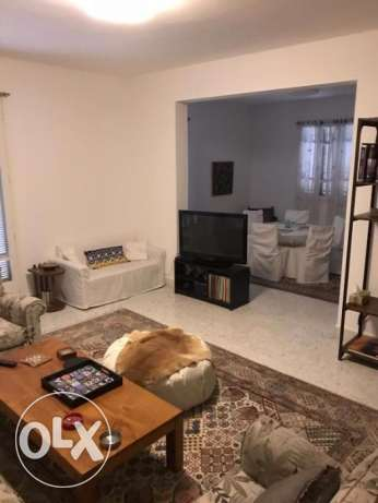 Fully Furnished Apartment in Broumana