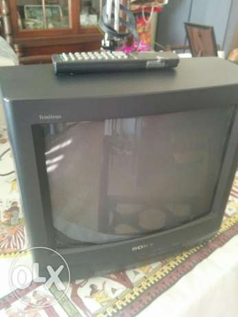 "17"" screen TV (good condition) Hamra -  1"