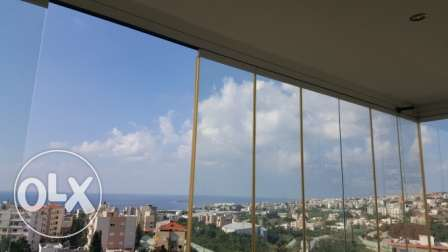 Jbeil 117m2 - brand new - decorated - sea view