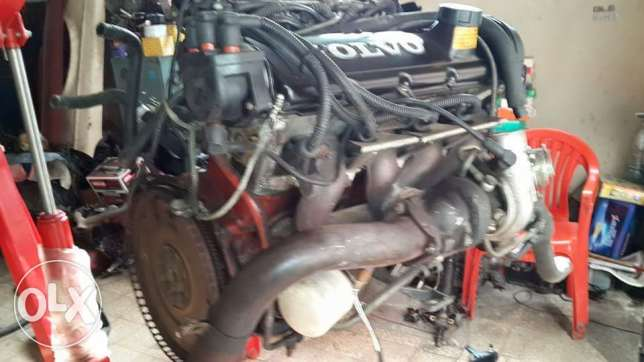 For sale: moter volvo turbo