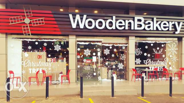 Wooden Bakery Adma recruiting for cashier position & showroom Am shift
