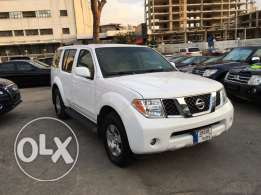 Nissan Pathfinder 2005 White Fully Loaded in Excellent Condition!