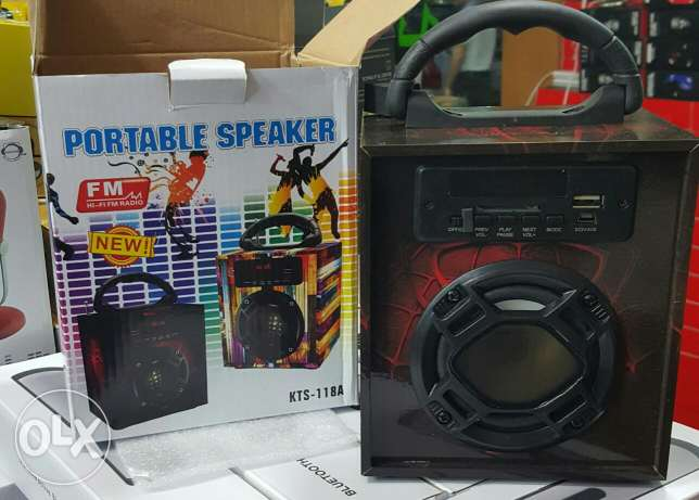 New Portable speaker Bluetooth... راس  بيروت -  2
