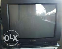 TV samsung 25 intch very good condition