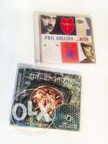 Two Original Music CDs for sale.