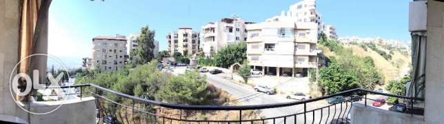 Furnished Apartment in Fanar, Sea and mountain view