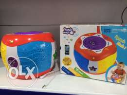 Touch musical drum-free delivery