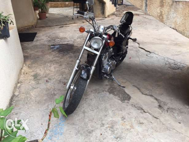 honda steed عرمون -  1