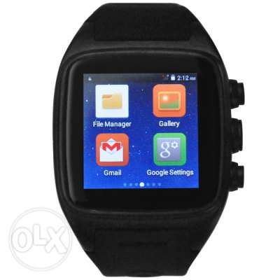 SmartWatch With Sim card,Call,3G,Wifi,Whatsapp,Facebook,GPS,Camera,