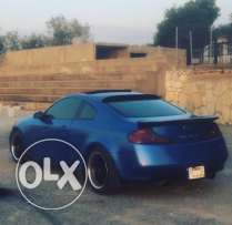infinity g35 coupe mod 2003 technology -super clean car - zaweyed...