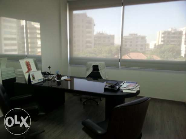 Horsh Tabet Office115m One month FREE for Rent سن الفيل -  5