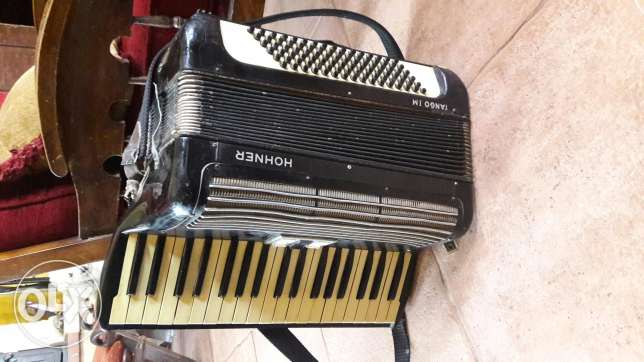 accordion hohner -germany