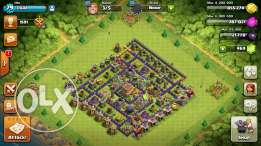 clash of clan th 8