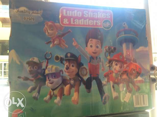 Brand New Ludo Snakes & Ladders Board Game