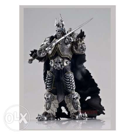 Wow Arthas 15 cm PVC Action Figure Model الدورة -  3
