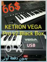 Ketron Vega Pro Version 2 Black Box