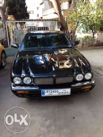 Jaguar Xj8 Supercharged