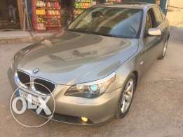BMW 530 model 2004 super clean ma badha chi abadam 2ngaz very good con
