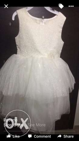 Roseno dress, size: 6years