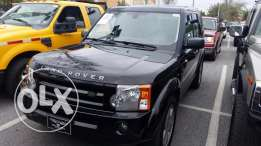 Arriving soon Land rover Lr3 2009 balck on black