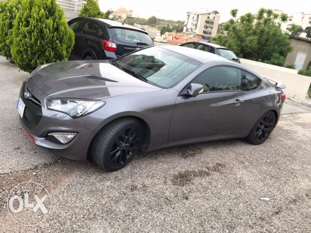 Genesis Coupe 2.0T 2014