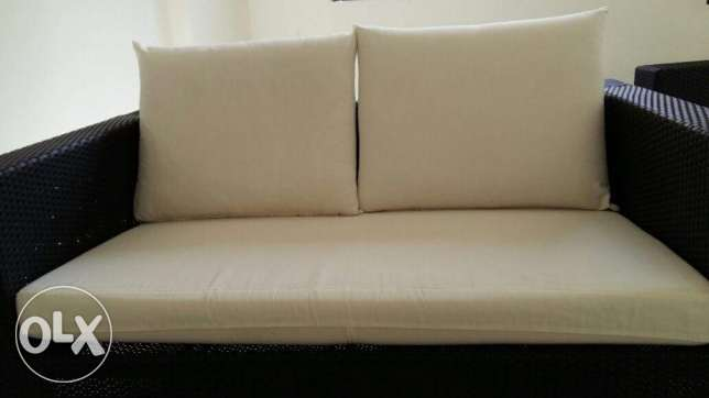 Bamboo great condition barely used set with table مار مخايل -  3