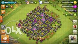 clash of clan town hall 8 max
