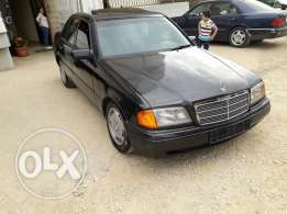 C 220 mod 1995 (4 cylindre)