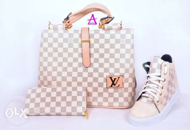 bag shoes and wallet فؤاد شهاب -  2