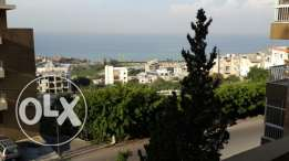 new furnished apartment for rent at jbeil blat next to spiness