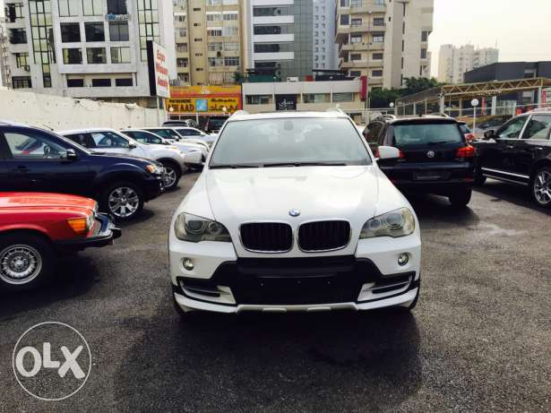 bmw x5 6cylindre low mileage