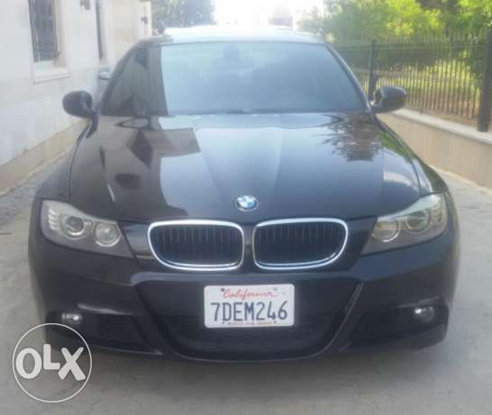 BMW 328i Sport Package 2009 Black.